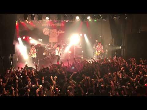"PAN【ヤバイTシャツ屋さん ""Galaxy of the Tank-top"" TOUR 2018(楽曲コラボ あつまれ! パーティーピーポー編)】札幌PENNY LANE 24  2018.1.28"