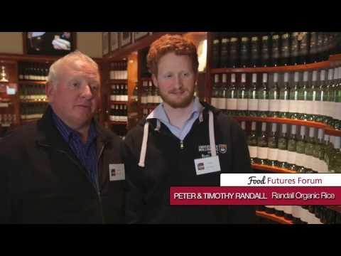 Riverina Producers - Peter and Timothy Randall - Randall Organic Rice