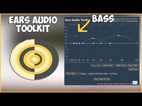 Как увеличить басы в браузере