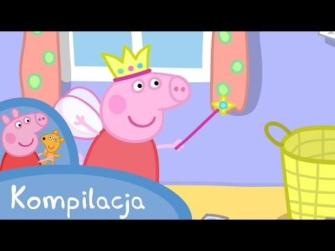 Peppa Pig (Świnka Peppa) -  Kompilacja 1 (50 minut)
