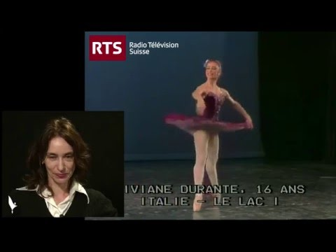 Viviana Durante / Prix de Lausanne Prize winner