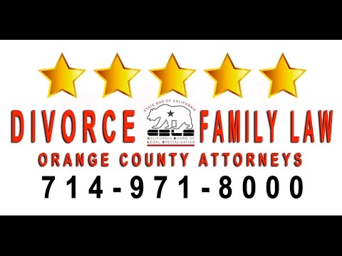 Divorce &  Family Law Firm in Orange County provide great legal service for divorce cases or any family law matter in Orange County and Los Angeles, California. -  Orange County California Family Law & Divorce lawyers and Certified Family Law Specialist introduces the Firm and welcomes the community to contact them for the best legal advise. The firm has been helping families since 2000 in Orange County, Los Angeles County and Riverside County. Here are some communities, Orange, Irvine, Anaheim, Santa Ana, Newport Beach, Norwalk and many more communities. Free Consultations, call any time 714-971-8000 for any family law issue in California.