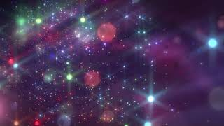 Colorful Stars Spray ║ 4K Motion Background ║ Relaxing Live Wallpaper ║ Dj Vj Loop Event