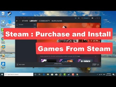 Steam : Purchase