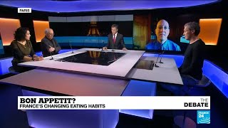 The Debate: France's changing eating habits