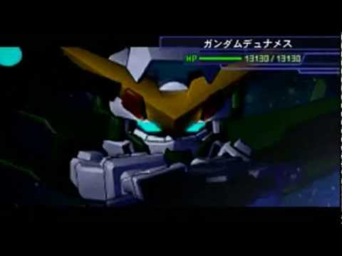 SD Gundam G Generation World - The Peacekeepers vs. The Corrupt Earth Forces Pt. 1 |