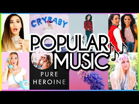 BEST Popular Songs + Remixes 2017! COPYRIGHT Free Music Youtubers Use for Videos: New Pop Hits