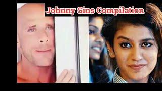 Johnny Sins Reaction on priya prakash varrier funny video || Part-2 ||