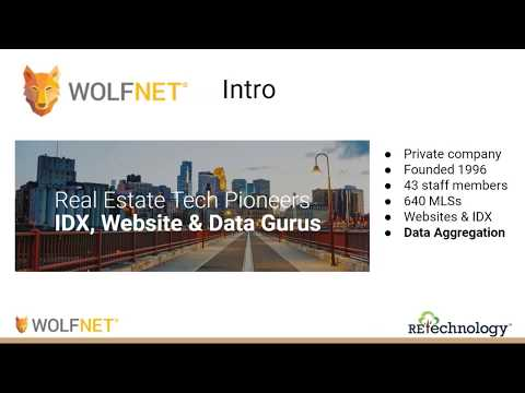 MLS Data Aggregation Webinar