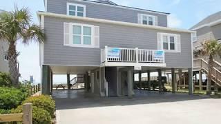 Roberts' House, North Villa - North Myrtle Beach, SC - Cherry Grove Beach - Oceanfront Vacation Home