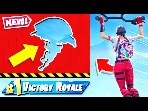 IMPOSSIBLE Challenge COURSE in Fortnite Battle Royale