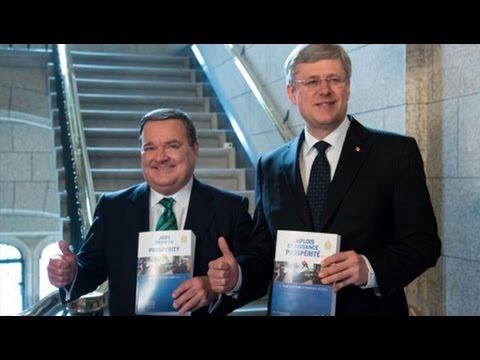 "Canadian Budget ""Austerity on Autopilot"""