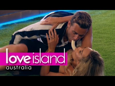 Villa Games: The Islanders Go Bananas | Love Island Australia 2018