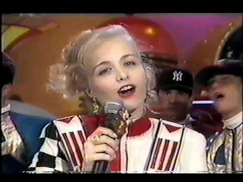 Angélica - Quis Fazer você Feliz - Clube da Criança (1992)