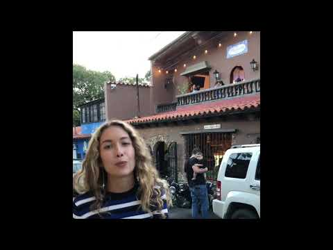 Paying with Dash in Café Hannsi, Caracas, Venezuela #VenezuelaPaysWithDash -Isabel Barrios-