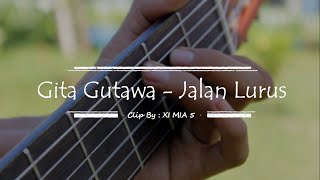 Jalan Lurus - Gita Gutawa ( Video Clip Cover )