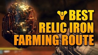 Best Destiny Mars Chest Farming - Infinite Relic Iron & Endless Chests