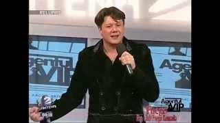 """FUEGO - """"Ce seara minunata!"""" (""""Agentul VIP"""", Antena 2, 9 iulie 2010)"""