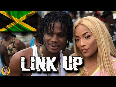 Masicka LINK UP With Steflon Don In Jamaica
