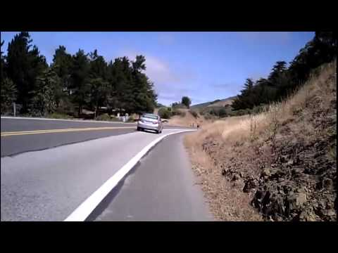 2012 Tour de Menlo 100K Test Ride Part 1/3 (El Palo Alto to Pulgas Water Temple)