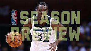 Nba season preview part 8 - the starters