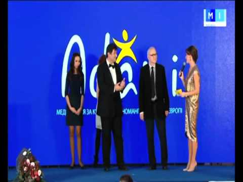 ADAMI Gala 2015 - on TV Moldova 1