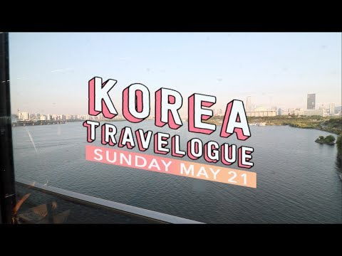 Seoul, Korea Vlog Day 1: Ewha Womans University, Airbnb, Myeong Dong | thatxxRin