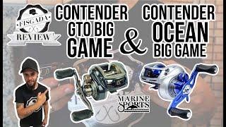 REVIEW #12 - CONTENDER GTO BIG GAME & OCEAN BIG GAME - MARINE SPORTS