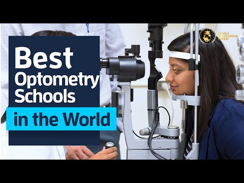 5 Best Optometry Schools In The World