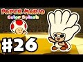 Paper Mario: Color Splash - Gameplay Walkthrough Part 26 - Rock Paper Wizard Again! (Nintendo Wii U)