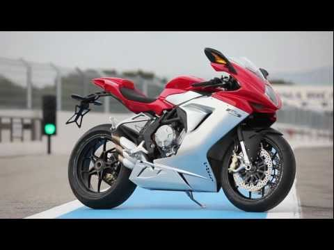 MV Agusta F3 first ride