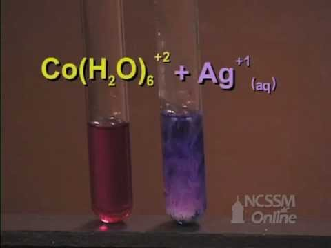 le chatelier s principle lab cobalt chloride hexahydrate Equilibrium/lechatelier's principle (2 x 60min) this approach replaces the  traditional cobalt chloride ion, the dichromate ion, and iron (iii)/ thiocyanide  an  assessment of the lab procedure with regards to the principles of green  chemistry is then done  magnesium chloride hexahydrate epsom salt para- film pieces.