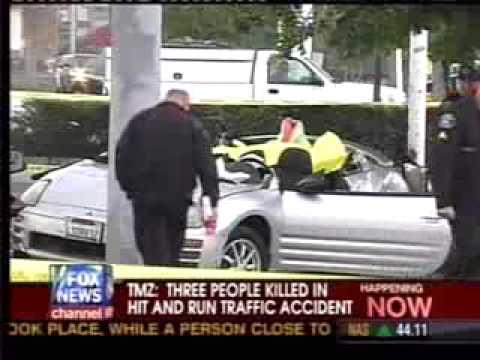 Nick Vujicic Car Crash