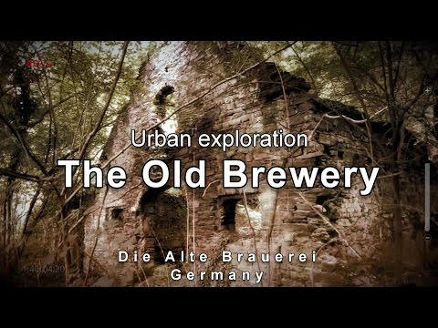 Urban exploration: The Old Brewery