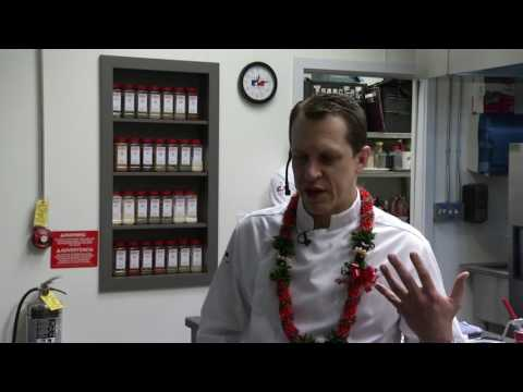 Les vergers Boiron Contemporary Dessert Techniques with Michael Laiskonis