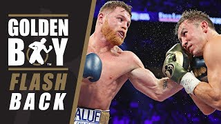 Golden Boy Flashback: Canelo Alvarez vs GGG (FULL FIGHT) #CaneloRocky