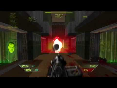 Project Brutality - Hell on Mars - Last Man on Earth difficulty - Level Three