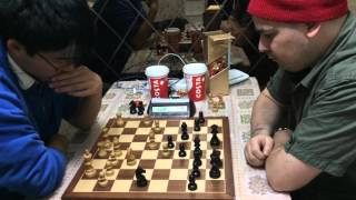 Jerry visits China - Blitz Chess and Costa Coffee!