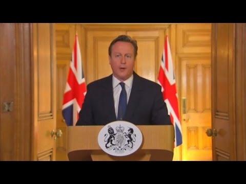 Cameron slams those behind attack in Tunisia