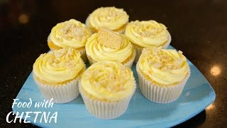 Try Making These Amazing Mango Custard Cupcakes! - Food With Chetna