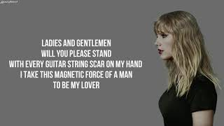 Taylor Swift - Lover Remix Feat. Shawn Mendes   Lyrics