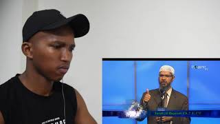 NON MUSLIM REACTS TO Eating of Pork is 'Haraam' in Islam & Christianity | Answers by Dr Zakir Naik