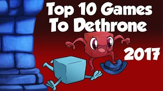 Top 10 Games that Need to be Dethroned