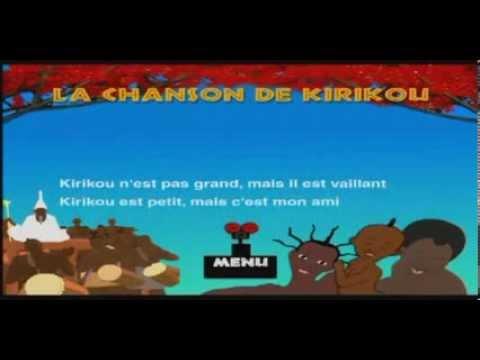 partition musique kirikou