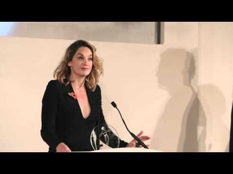Harper's Bazaar Women of the Year Awards: Dominic West and Ruth Wilson