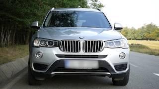 Merita sa iti iei un SUV? (BMW X3 2014 F25 + Fun)