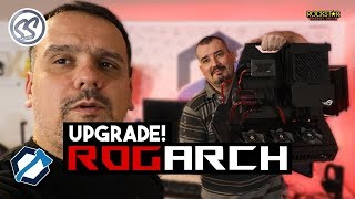 UPGRADE ROGARCHa-VLOG!