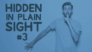 You'll Never Guess Where He's Actually Hiding | Hidden in Plain Sight #3