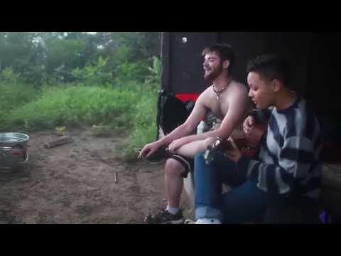 Camping Indian Cave Nebraska 2014
