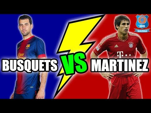 Sergio Busquets v Javi Martinez | Football Fan FC | Road to the 2014 FIFA World Cup